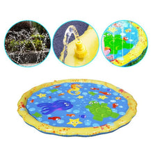 Inflatable Water Spray Pad