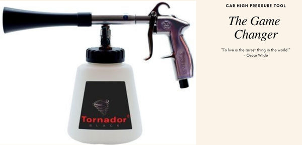 The Tornador Gun - The 9th Wonder of the World!