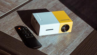 SLEEK PROJECTOR™ - ORIGINAL PORTABLE POCKET PROJECTOR