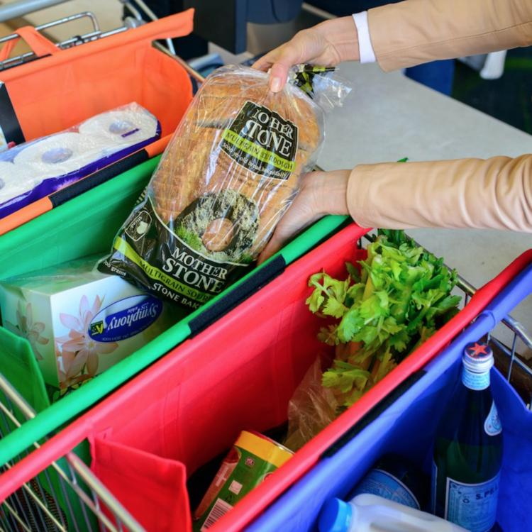 Reusable Grocery Trolley Bags