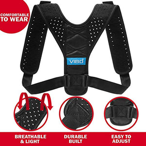 Truebody™ Posture Corrector (Adjustable to Multiple Body Sizes) selffix.io