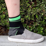 Ankle Brace Compression Support Sock Selffix