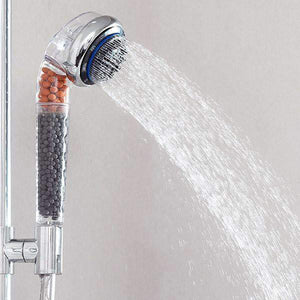 Aqualux Filtered Shower Head Selffix