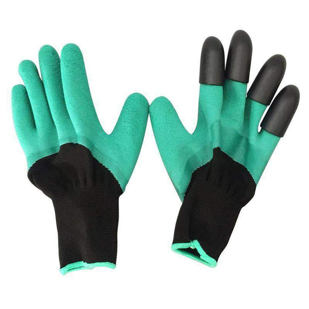 Claws Garden Gloves Selffix Photo Color
