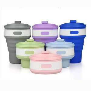 Eco Collapsible Cup Selffix