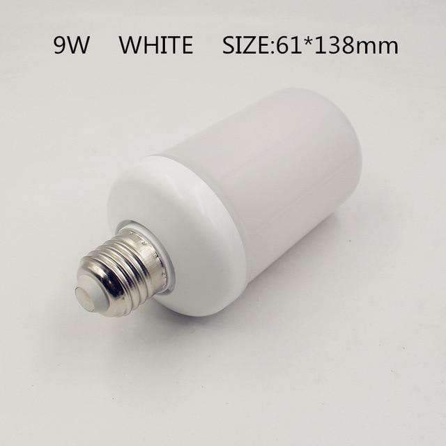LED Flame Effect Light Bulb Selffix