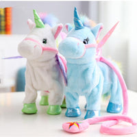 Magic Walking & Singing Unicorn 200388145 selffix.io