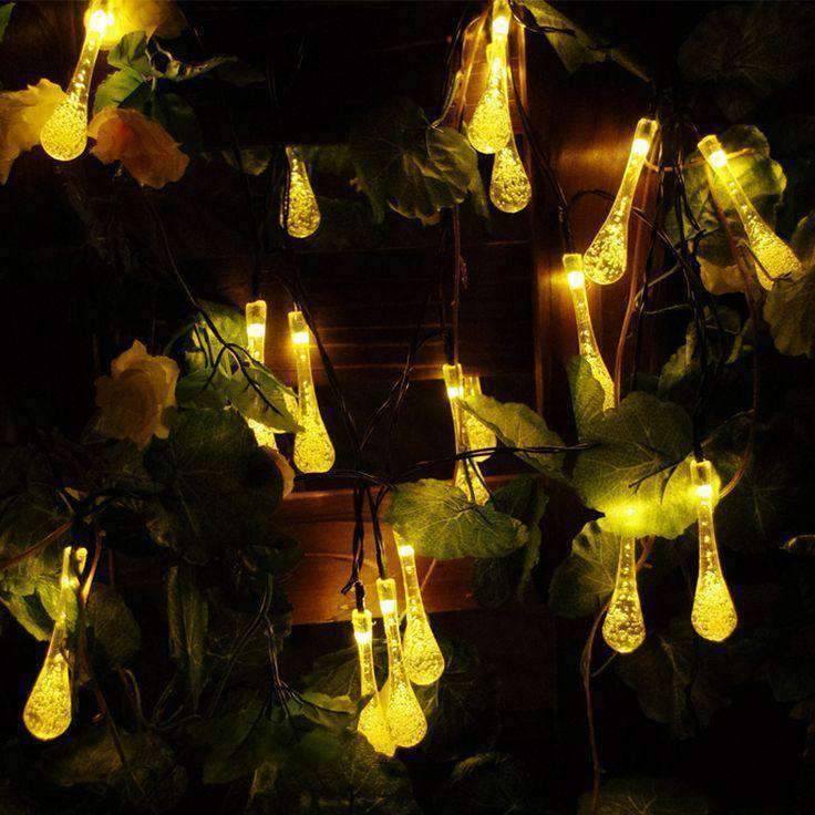 Magical Forest String Lights Selffix