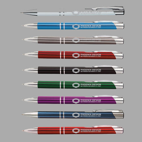 The Brand Geeks Metal Ballpen