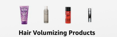 Amazon volumizing hair products list