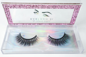 Cruelty-Free in Synthetic Mink Strip Lashes