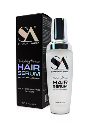 Revitalizing Moroccan Hair Serum infused with Argan Oil