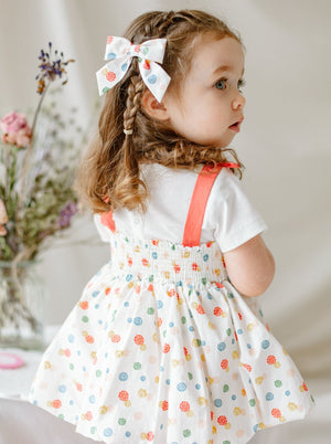 Newbury 3-Piece Baby Set, Colourful Blossom