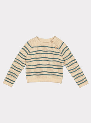 Morley Jumper, Green Waves