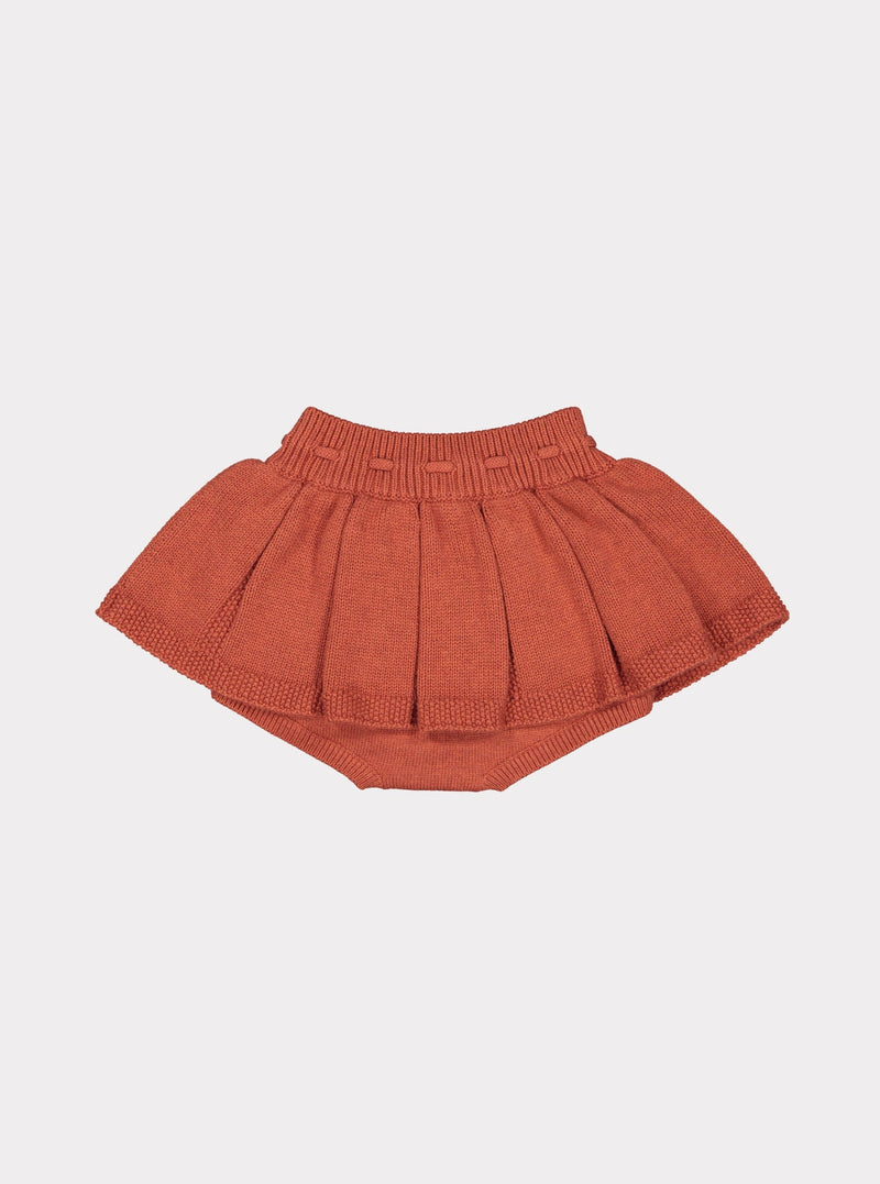 Roseleigh Bloomer Skirt, Mocca