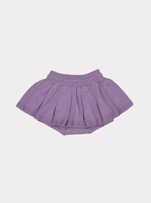 Roseleigh Bloomer Skirt, Purple Twilight