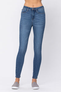 High Waist Control Top Skinny - Judy Blue 88212 PRE ORDER EARLY JUNE