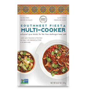 Southwest Fiesta Multi Cooker Spice Blend