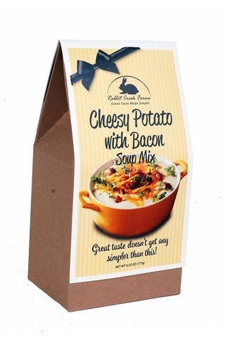 Cheesy Potato with Bacon Soup Mix