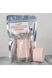 Peppermint Fizzies - Shower Melts