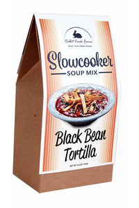 Black Bean Tortilla Soup Slow Cooker Mix