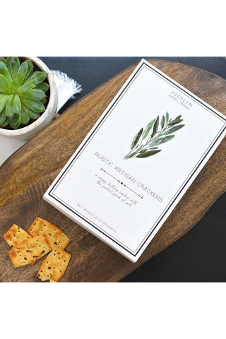 The Luxe Collection Rustic Artisan Crisps