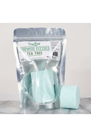 Tea Tree Fizzies - Shower Melts