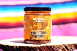 Chili de Arbol Mexican Style Hot Chili Oil