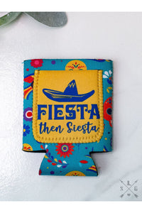 Fiesta then Siesta Can Cooler