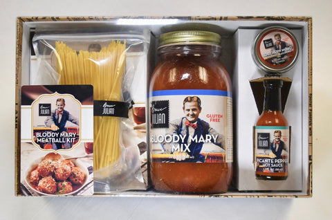 Bloody Mary Meatball Kit