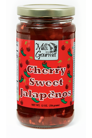 Cherry Sweet Jalapenos