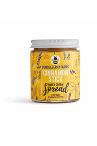 Cinnamon Stick Honey Cream Spread - 8OZ