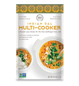 Indian Dal Multi Cooker Spice Blend