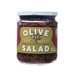 Spicy Olive Salad