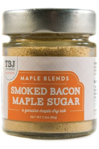 Smoked Bacon Maple Sugar Rub