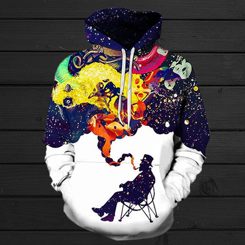 Smoking Dreams Hoodie