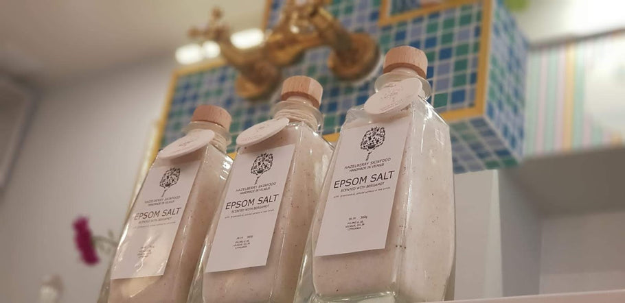 5 Things to Do With Epsom Salt