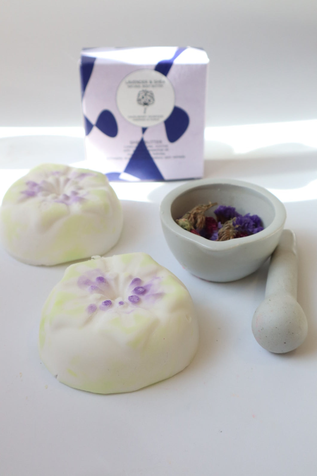 Lavender and Shea Natural Butter