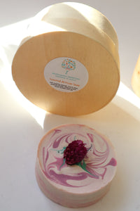 Pretty Botanical Gift Soap