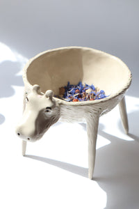 Uzipis Hippo -Lithuanian Decorative Ceramic