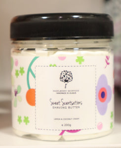 Sweet Scentsations Shaving Butter