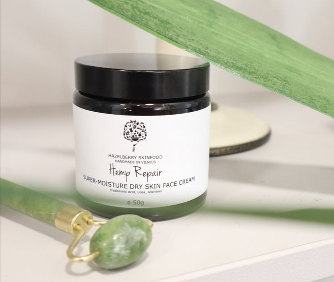 Hemp Repair Super Intense Moisture Face Cream