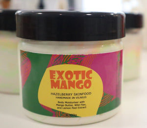 Exotic Mango Body Moisturiser