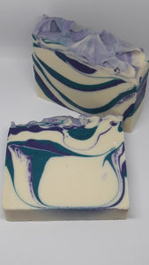 Clay Soap: Peppermint Pattie