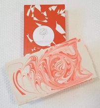 Beauty Bar Soap: Orange Castles