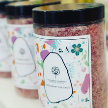 Hazelberry Tub Salts