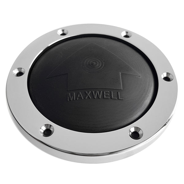 Maxwell P19001 Footswitch  (Chrome Bezel) [P19001]