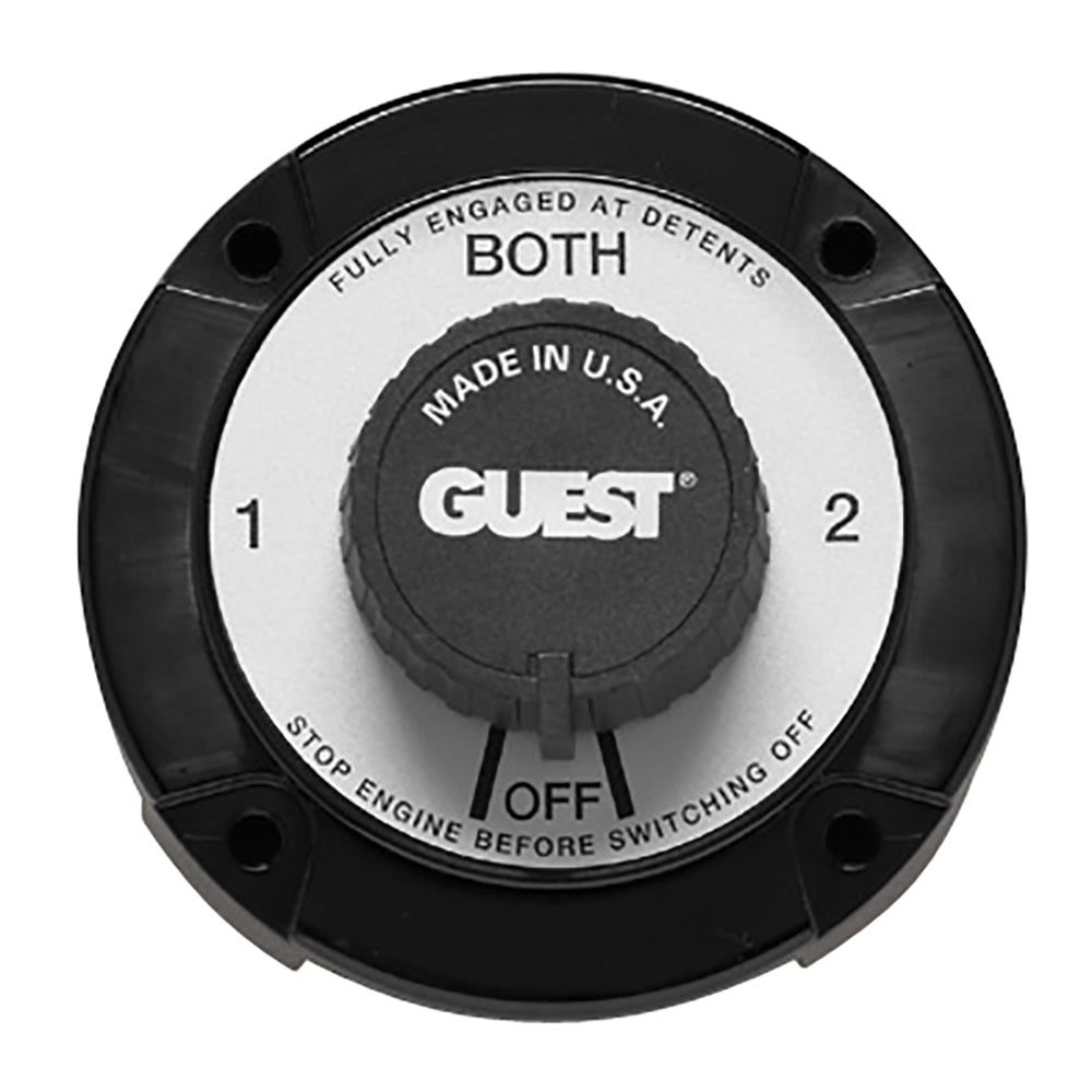 Guest 2111A Heavy Duty Battery Selector Switch [2111A]