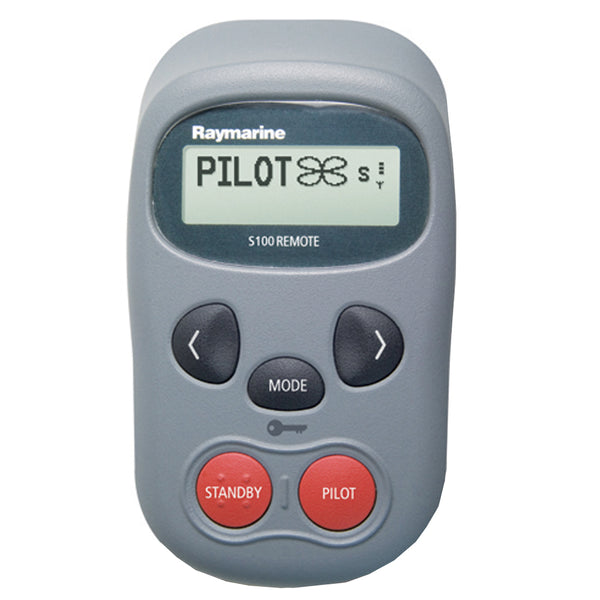 Raymarine S100 Wireless SeaTalk Autopilot Remote Control [E15024]
