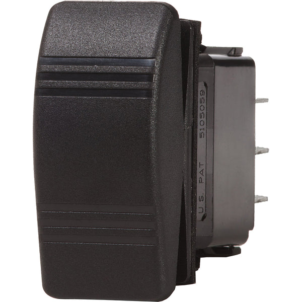 Blue Sea 8288 Water Resistant Contura III Switch - Black [8288]
